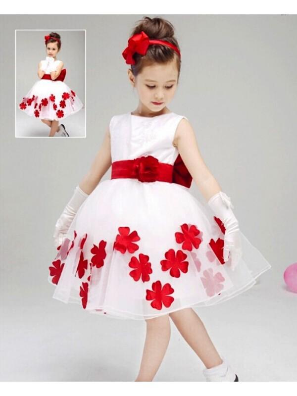 Vestito Cerimonia Bambina 8 Anni.Come Comprare Prezzo Ragionevole Brillantezza Del Colore Vestiti