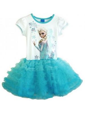Frozen Vestito tutù Bambina  2 - 7 anni  0006