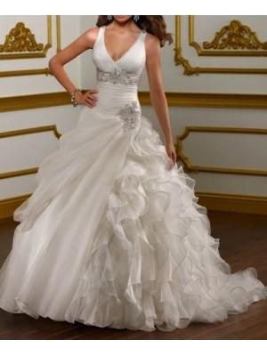 Abiti da sposa su misura 00118