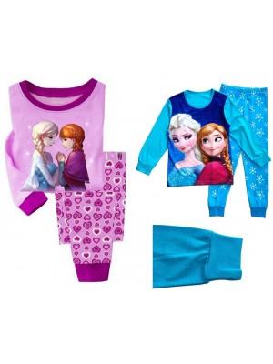 Frozen Pigiama Bambina Anna Elsa 003102-3
