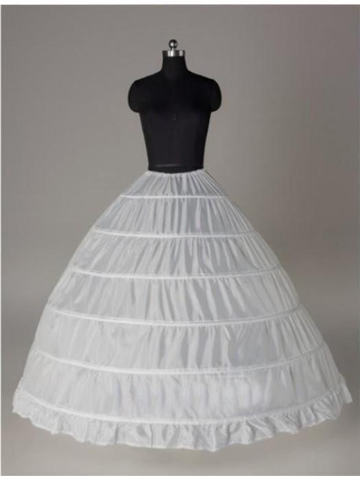 Sottogonna abito sposa 100001