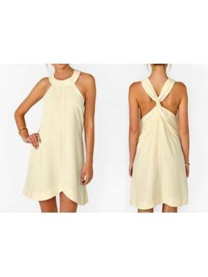 Mini Vestito Donna Casual Estate 110027