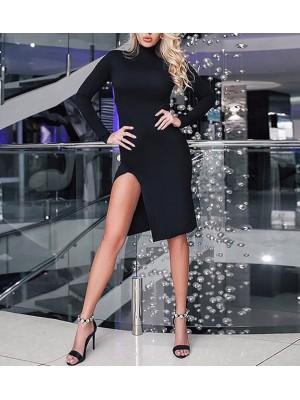Vestito Donna Maniche Lunghe 110123C