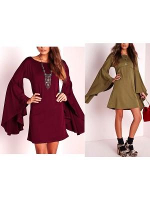 Vestito Donna Maniche Lunghe Kimono 110138