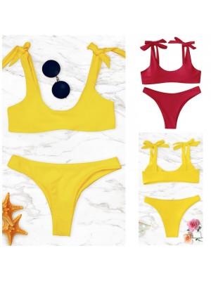 Costume da Bagno Due Pezzi Bikini Brasiliano Donna 550046