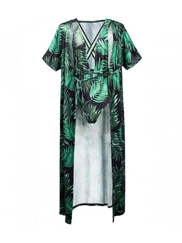 Costume da Bagno Intero Donna Mare con Copricostume 550066