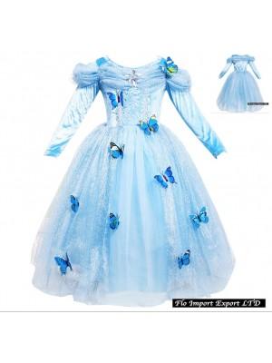 Cenerentola Vestito Maschera Carnevale 567006LS