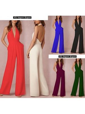 Tuta Pantaloni Casual Cerimonia Donna 660015
