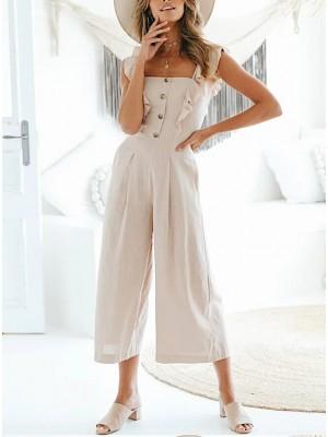 Tuta Pantaloni Donna Cropped 660026