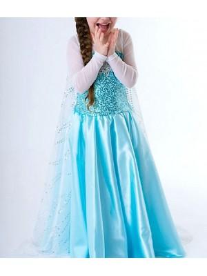 Frozen Vestiti Carnevale Elsa 2-12  anni 789006
