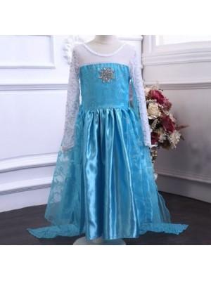 Frozen Vestiti Carnevale Elsa 2 - 12 anni 789007