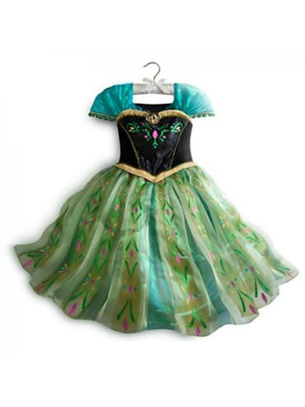 così economico più alla moda cerca l'originale Frozen Vestiti Carnevale Maschera Elsa Anna 789008
