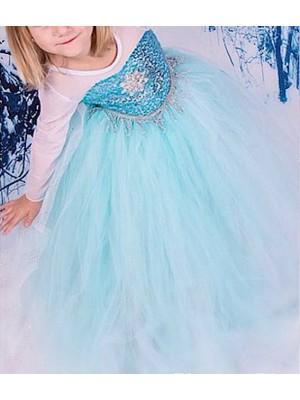Frozen Vestiti Carnevale Elsa 2-10  anni 789012-13