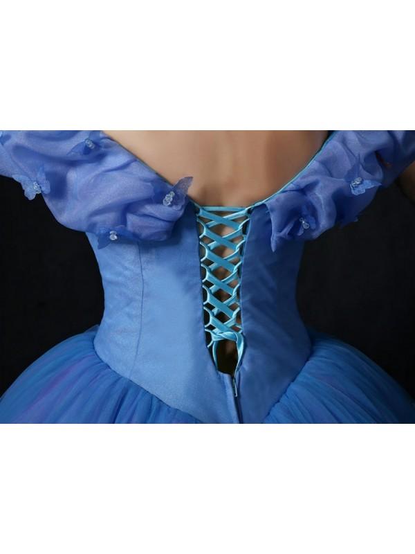 Cenerentola Vestiti Carnevale Donna Su Misura 8855006