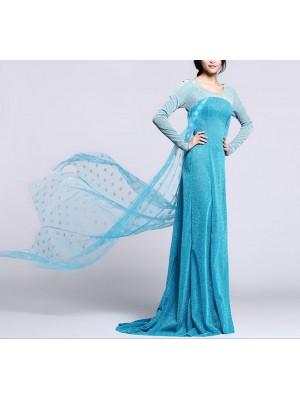 Frozen Vestiti Carnevale Elsa Donna Adulto 8899001B