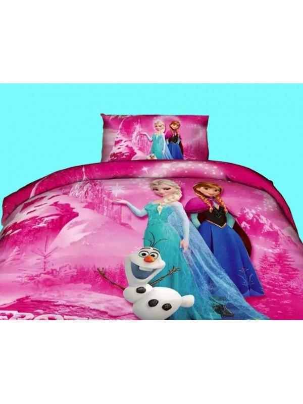 Frozen Set letto Copri Piumone Lenzuolo Federa 945001
