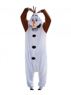 Frozen Vestiti Carnevale Olaf  Adulto 9999001