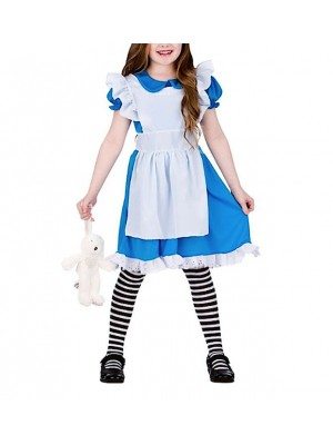 Alice Paese Meraviglie Vestito Carnevale Donna ALICE03
