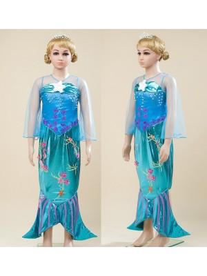 Ariel La Sirenetta Vestito Carnevale ARE010