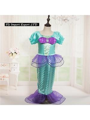 Ariel La Sirenetta Vestito Carnevale ARE014