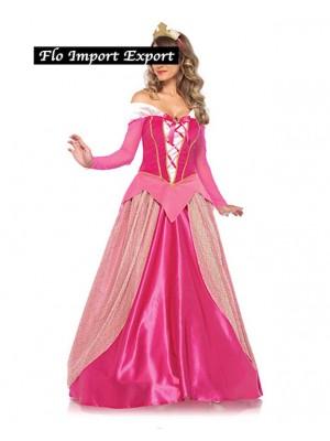 Aurora Vestito Carnevale Donna AURW04