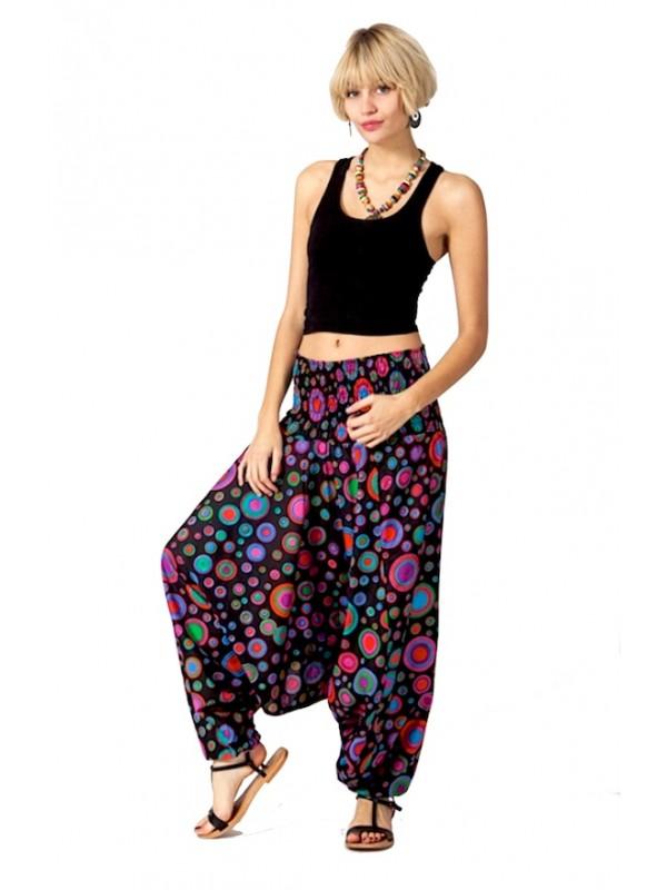 Pantaloni Blusa Caftano Tuta 1 con 3 Stili Donna AVPL0261 279