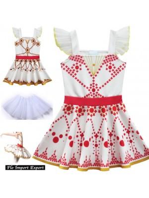 Simile Ballerina Felicie Vestito Carnevale Bambina BALLER01 - 2