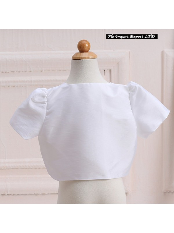 Coprispalle Bolerino Bambina per Cerimonia Elegante BB017