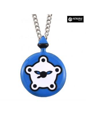 Collana Figura Orologio con Catenina Bunny Coniglio Clock Necklace BUNNIX01