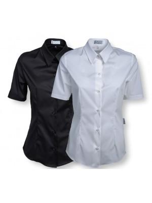 Camicia Donna Lavoro Manica Corta C04D