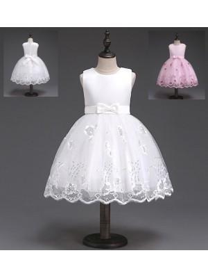 Vestito Bambina Abito Cerimonia Compleanno CDR072