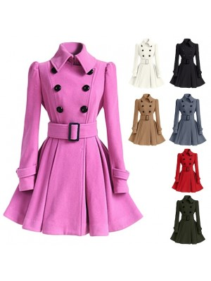 Cappotto Giacca Donna Vintage COAT003