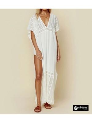 Copricostume Caftano Donna Dress Woman Kaftan COV0197
