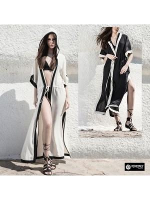 Copricostume Caftano Donna Dress Woman Kaftan COV0206
