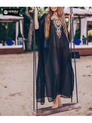 Copricostume Caftano Donna Dress Woman Kaftan COV0207