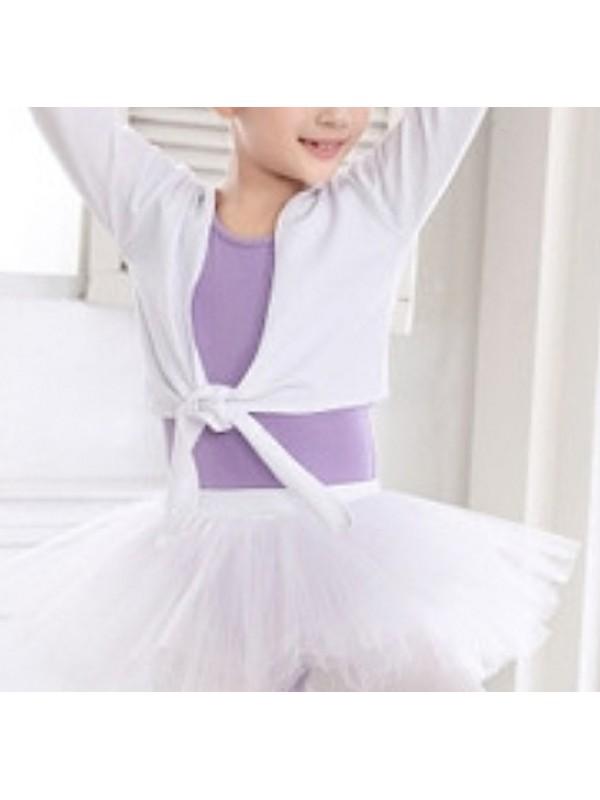 Scaldacuore Bolero Bolerino Coprispalle Danza Bambina CUOR03