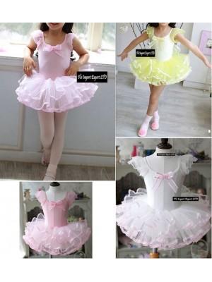 Vestito Tutù Saggio Danza Bambina DANC004