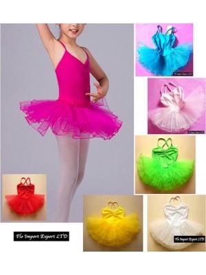 Vestito Tutù Saggio Danza Bambina DANC006