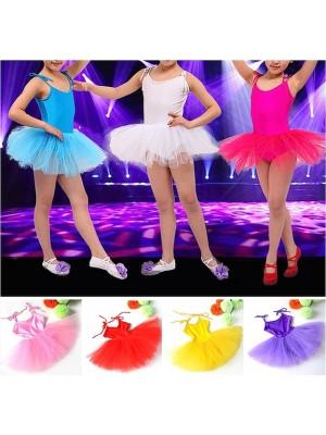 Vestito Tutù Saggio Danza Bambina DANC007