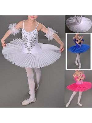 Vestito Tutù Saggio Danza Bambina Ragazza DANC105
