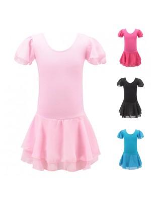 Vestito Tutù Body Lezione Danza Bambina DANC116