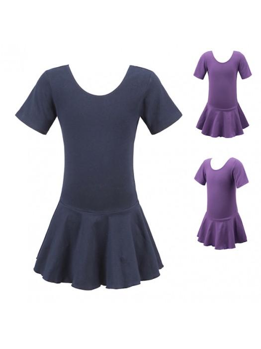 Vestito Tutù Body Lezione Danza Bambina DANC117
