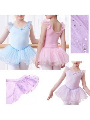 Vestito Tutù Body Saggio Lezione Danza Bambina DANC119