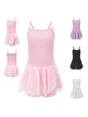 Vestito Tutù Body Saggio Lezione Danza Bambina DANC122