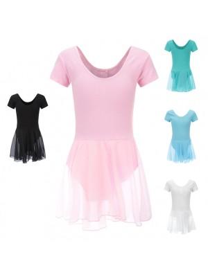 Vestito Tutù Body Saggio Lezione Danza Bambina DANC123
