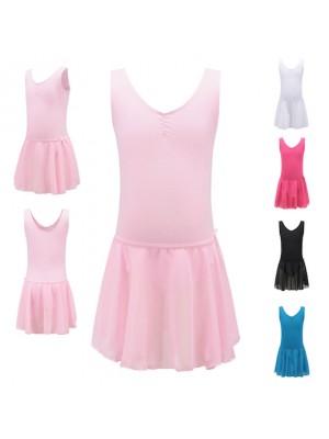 Vestito Tutù Body Lezione Danza Bambina DANC125