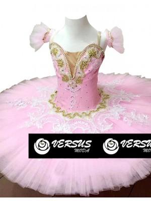 Vestito Tutù Saggio Danza Bambina Donna DANC139