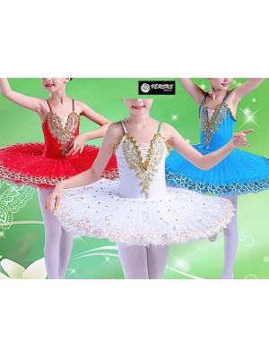 Vestito Tutù Saggio Danza Bambina Donna DANC140