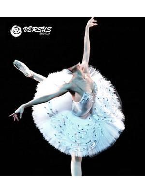 Vestito Tutù Saggio Danza Bambina Donna DANC148
