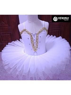 Vestito Tutù Saggio Danza Bambina Ragazza DANC165